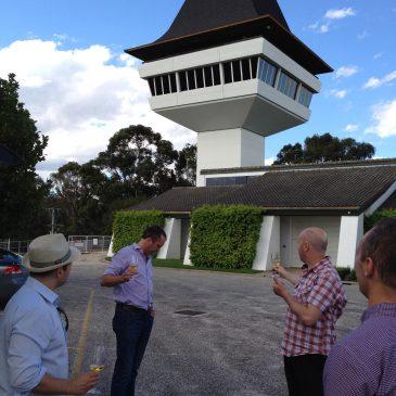 Visit to Mitchelton Winery