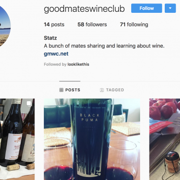 Good Mates Wine Club on Instagram
